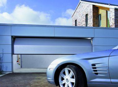 Wide variety of garage doors