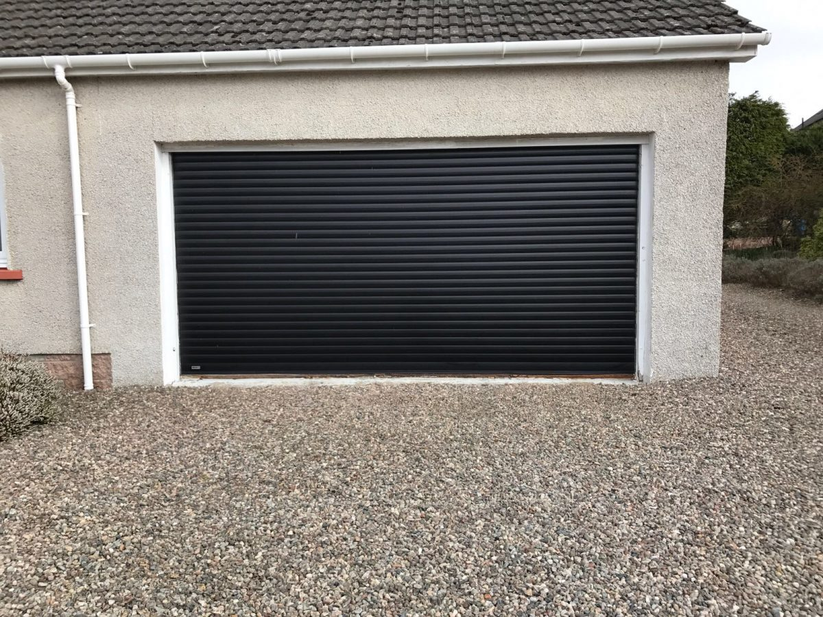 Roller Garage Doors Tayside Garage Doors