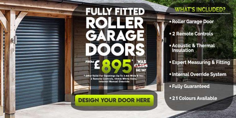 Roller Door Advert